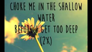 What I Am - Edie Brickell & New Bohemians Lyrics