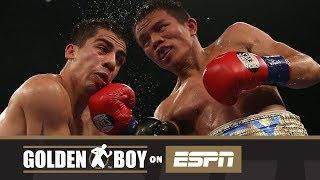 Golden Boy On ESPN: Christian Gonzalez vs Rey Perez (FULL FIGHT)