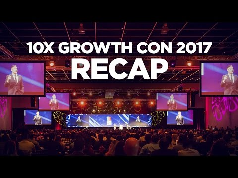 The Best of the 10X Growth Con - Young Hustlers