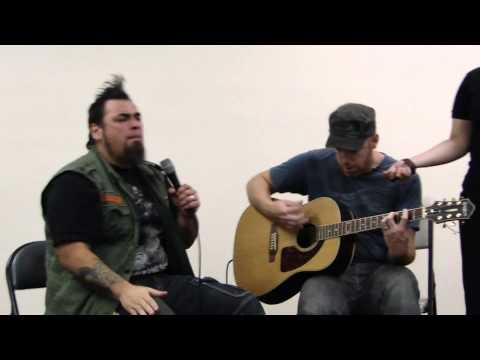 Seventh Day Slumber Oceans from the rain LIVE 2013 HD