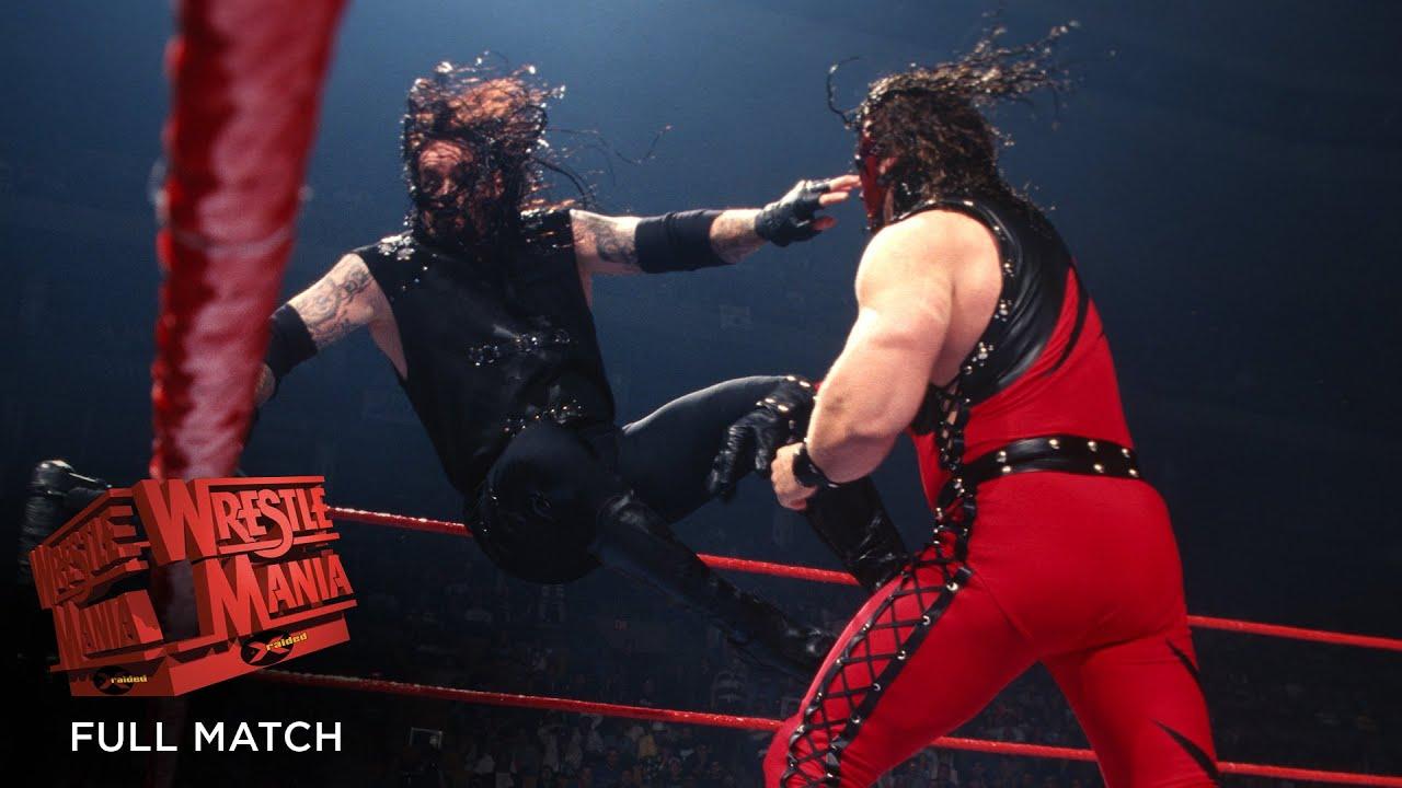 Download FULL MATCH - The Undertaker vs. Kane: WrestleMania XIV