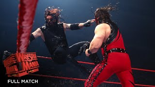 FULL MATCH - The Undertaker vs. Kane: WrestleMania XIV