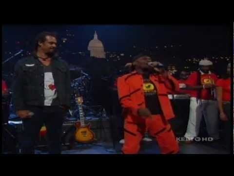 Jimmy Cliff Live - The Harder They Come