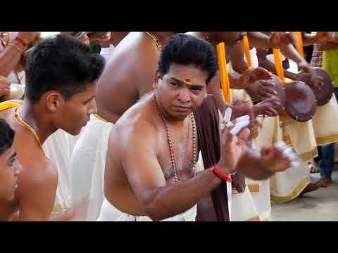 Aneesh Karthikeyan And Friends Panchavadhyam Arangettam