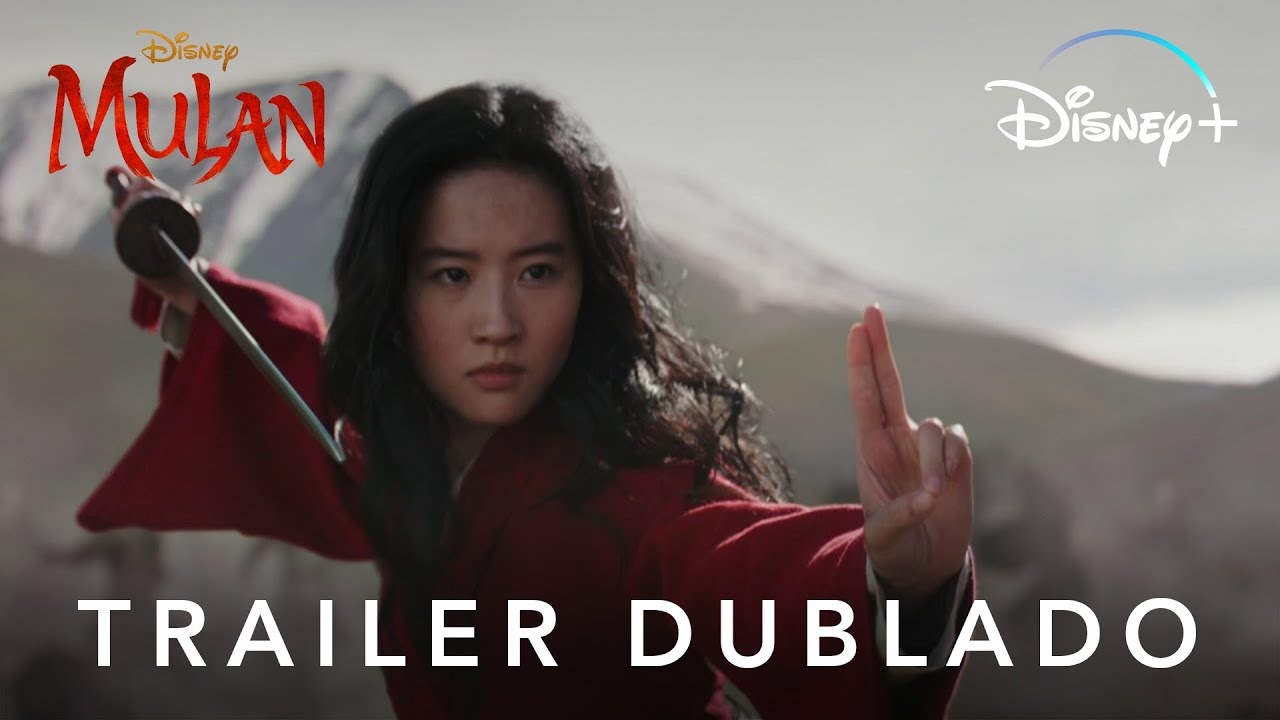 Download Mulan | Trailer Oficial Dublado | Disney+