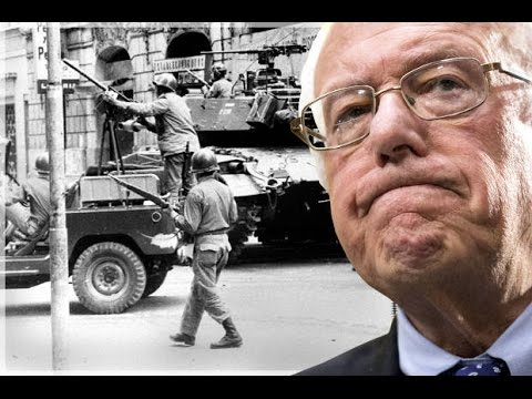 In 3 Minutes: Bernie Sanders DOES Have a Foreign Policy Position