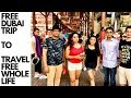 Dubai Travel Guide | Dubai Free Travel Tourism Training Practically
