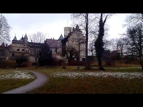 Schloss Lichtenstein - Das Märchenschloss Württemberg auf der Schwäbische Alb