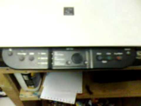 เคลียร์ผ้าซับหมึก Printer MP145.3gp