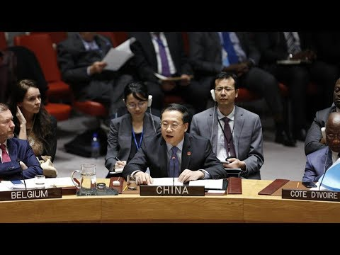China opposes military intervention in Venezuela