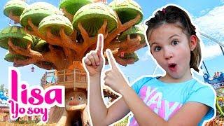 Приключения! Парк развлечений PortAventura Spain. Часть 2
