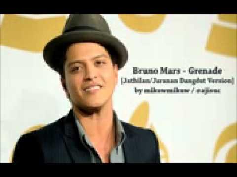 Bruno Mars : Grenade (versi koplo)
