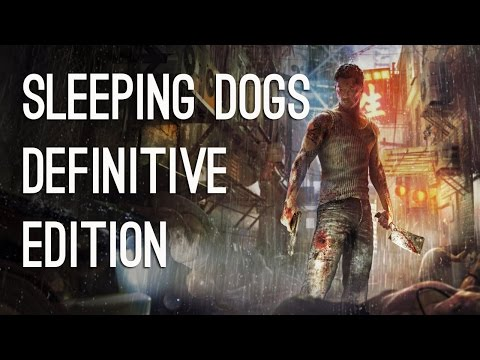 Let's Play Sleeping Dogs Definitive Edition: Xbox One Gameplay