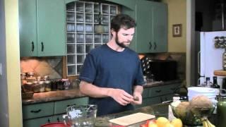 Homemade Lemon Mint Rooibos Iced Tea Recipe