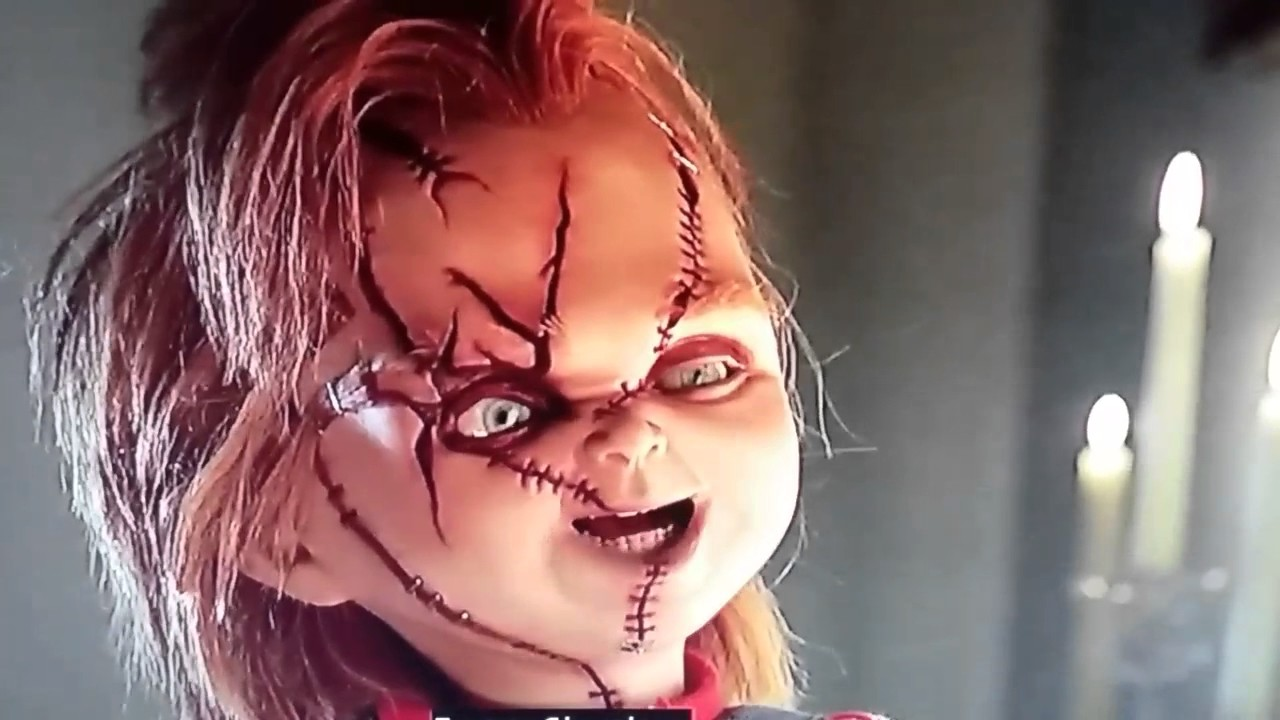 I Am Chucky The Killer Doll Seed Of Chucky Youtube