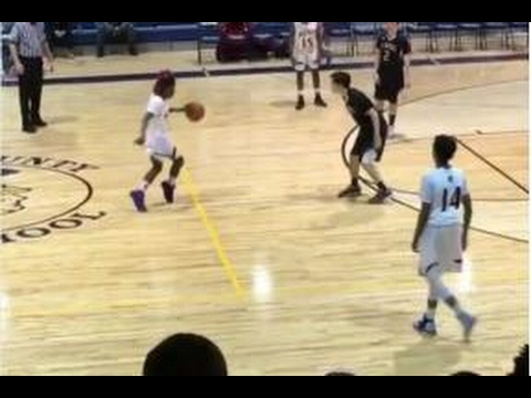 """Yvng Swag gets Technical Foul for his """"DANCE ON EM"""" CrossOver Goes Viral To ESPN Sportscenter"""