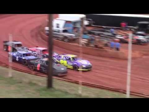 Winder Barrow Speedway Advanced Four Cylinders 6/18/16