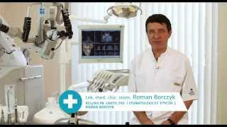 O nowoczesnych technologiach w stomatologii - Roman Borczyk