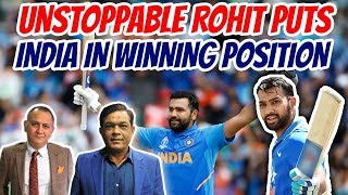 Unstoppable Rohit puts India in Winning Position | 1st Test Day 4