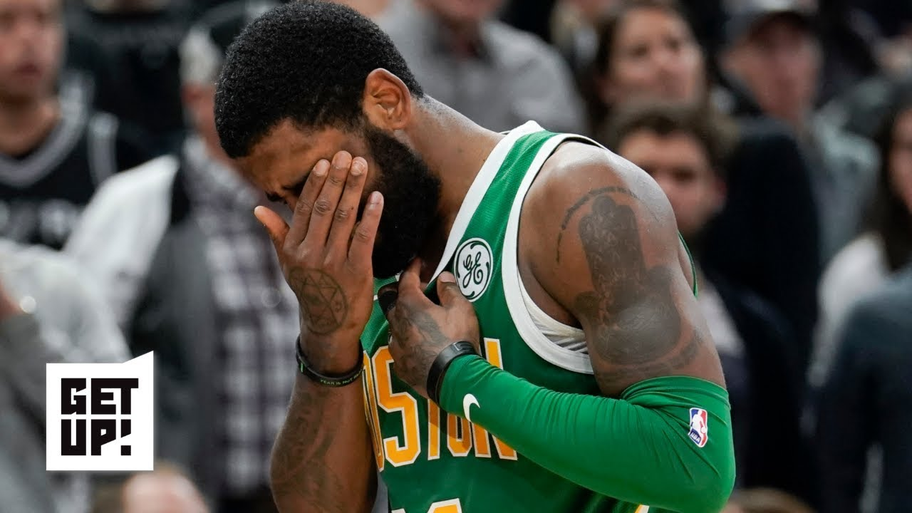 Kyrie Irving's injury just one of Celtics' problems - Jay Williams