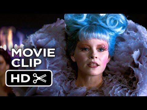 The Hunger Games: Catching Fire - Movie Clip - Capitol Party (2013) THG Movie HD