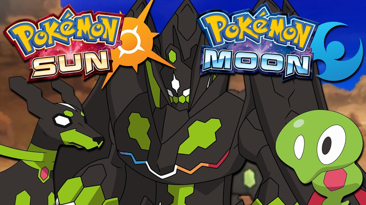 pokemon sun and moon how to get zygarde 10