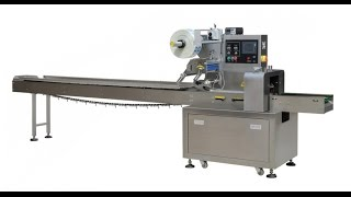 horizontal tissue packing machinery factory automatic flow wrapping machine for napkin