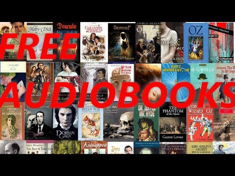 Free! (Legal) audio books for Android/iOS/PC/Mac/Linux (and more)