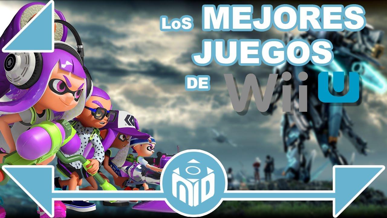 Los Mejores Juegos De Wii U Ndeluxe Youtube