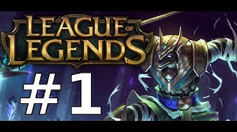 League of Legends Let's Play LoL Part 1 - Mit Nasus carrien! [Deutsch Lets Play / Gameplay Full HD]
