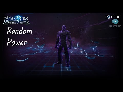 видео: heroes of the storm: random power (2 выпуск)