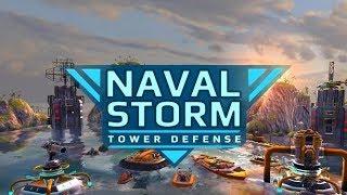 Naval Storm TD - Качественная стратегия на Android