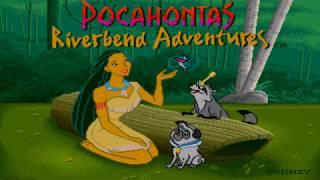 Disney's Pocahontas Riverbend Adveฑture (Sega Pico, 1995) [Playthrough]