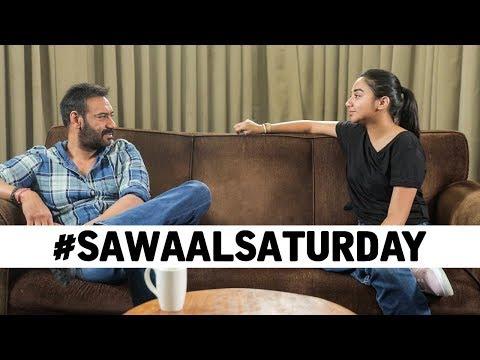 How well does Ajay Devgn know our generation? | #SawaalSaturday | De De Pyaar De | MostlySane Mp3