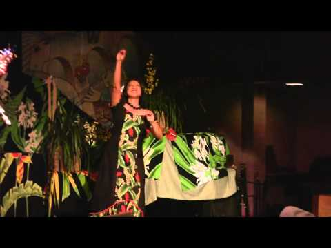 """Uhiwai"", Performed By Nathan Aweau, With Talk Story, Hula By Leolani Lowry"