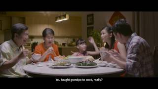 my chicky my family 我的鸡 家 啊 tefal chinese new year 2017
