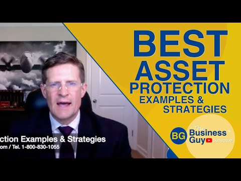 Best Asset Protection Examples & Strategies