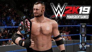 Η ΩΡΑ ΝΑ ΑΜΥΝΘΩ ΤΟΝ ΤΙΤΛΟ ΜΟΥ | WWE 2K19 #8