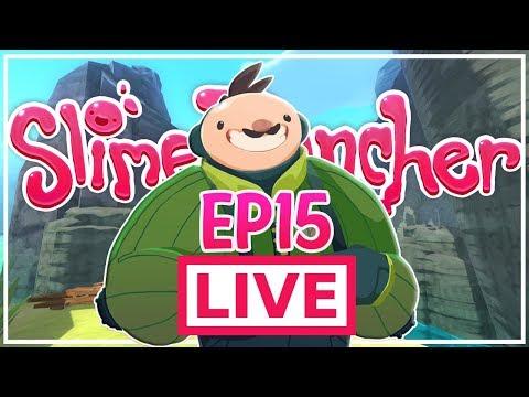 Slime Rancher LIVE - OGDENS WILD UPDATE // EP15