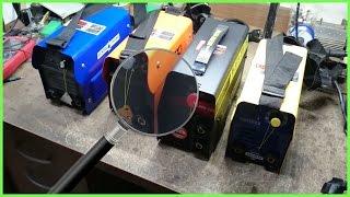 видео Как выбрать сварочный аппарат для дома по комплектации