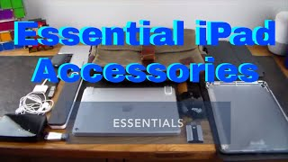 Essential Apple iPad Accessories to Maximize Productivity & Usage