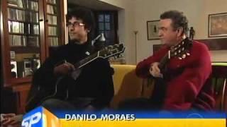 100 anos de Adoniran no SPTV - com Wandi Doratiotto e Danilo Moraes