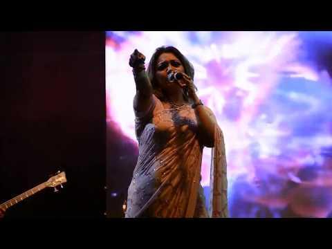 Akhi Alamgir Stage Performance | ও বাবু বাবুজিরে | o babu babuji re
