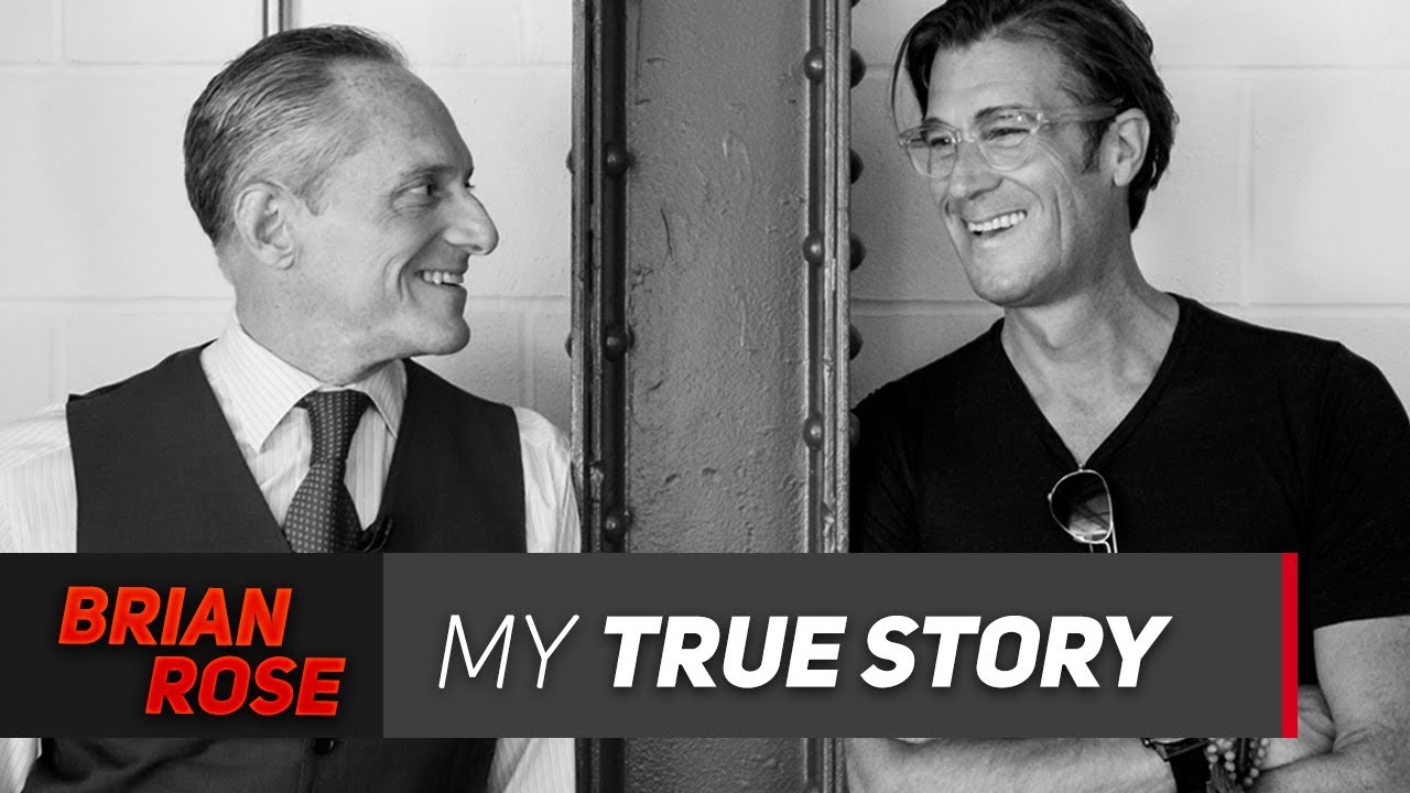 MY TRUE STORY - Brian Rose from London Real on Rich Roll's podcast