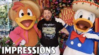 I'm the Third Caballero? - Disneyland Impressions