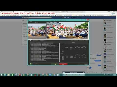 Facebook Live Streaming with FMLE (Flash Media Live Encoder)