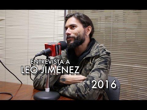 Entrevista a Leo Jiménez - 2016