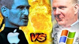 "Avatar meets Eminem (""Not Afraid"" spoof) The Mac vs PC Version -Parallels.com"