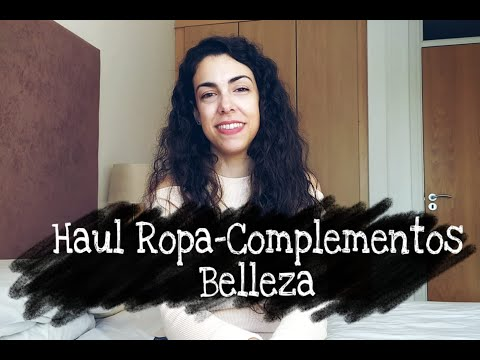 Haul Ropa-Complementos-Belleza