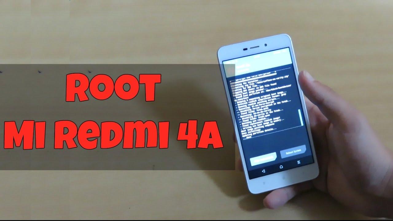 Unlock bootloader, Install TWRP & Root Redmi 4A!